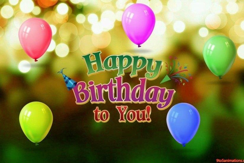 Happy Birthday High Definition Happy Birthday Desktop Wallpaper ·① Wallpapertag