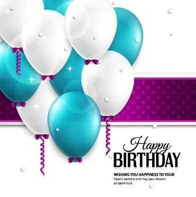 Happy Birthday Template Word 8 Birthday Card Templates Excel Pdf formats