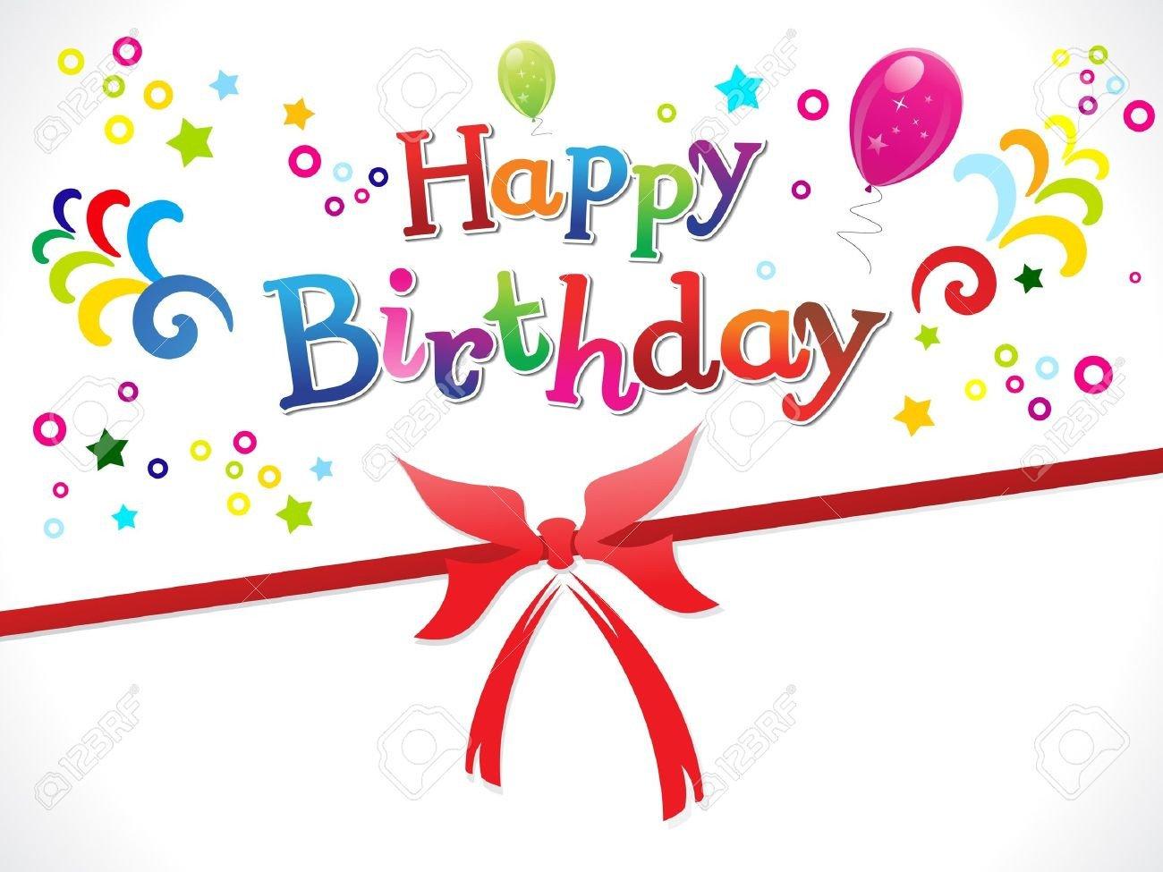 Happy Birthday Template Word Birthday Card Template