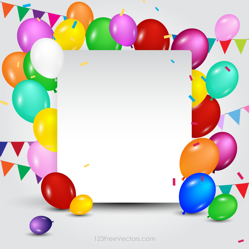 Happy Birthday Template Word Happy Birthday Card Template Free Vectors