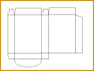 Happy Meal Box Template 6 Happy Meal Box Net