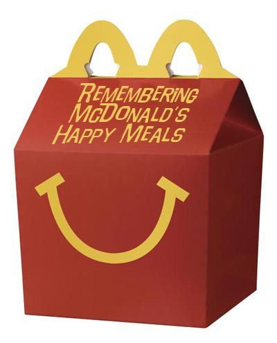 Happy Meal Box Template Mcdonalds Happy Meal Box Template