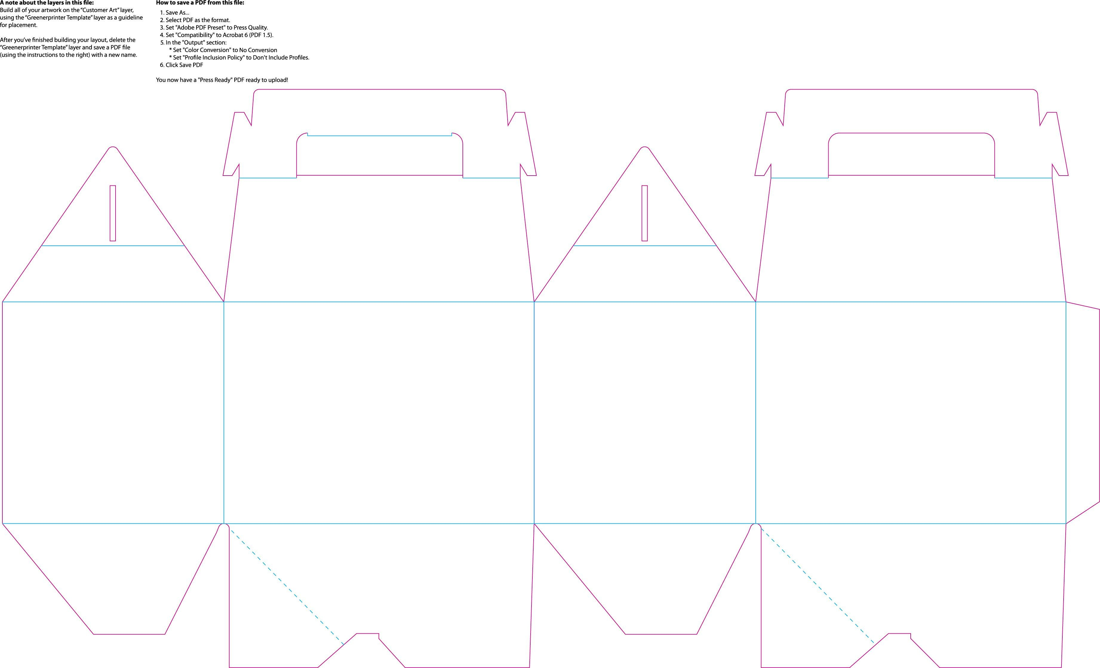 Happy Meal Box Template Pin by Ideas Ideas Ideas On Laser Cut