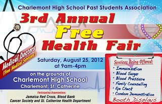 Health Fair Flyer Template Free Dacameron Printing & Graphic Design Service