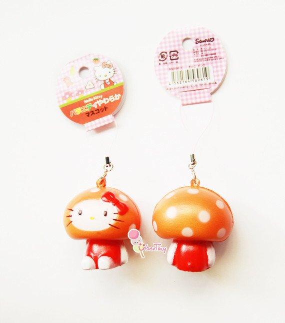 Hello Kitty Squishy Tag Hello Kitty orange Costume Squishy with Tags · Uber Tiny