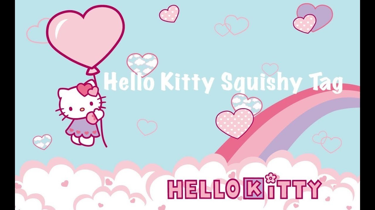 Hello Kitty Squishy Tag Hello Kitty Squishy Tag