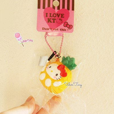 Hello Kitty Squishy Tag Licensed Squishies · Uber Tiny · Line Store Powered by