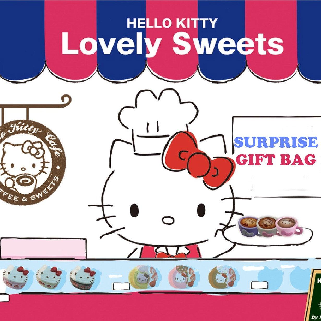 Hello Kitty Squishy Tag My Kawaii Adventure D