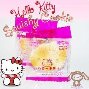 Hello Kitty Squishy Tag Squishy Tag