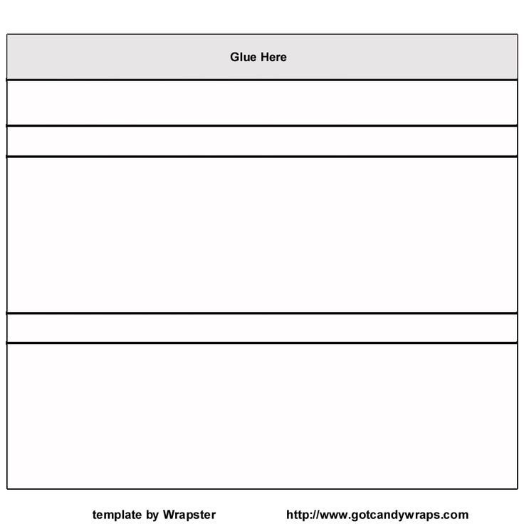 Hershey Bar Wrapper Template Hershey Bar Wrapper Template Word Cakepins