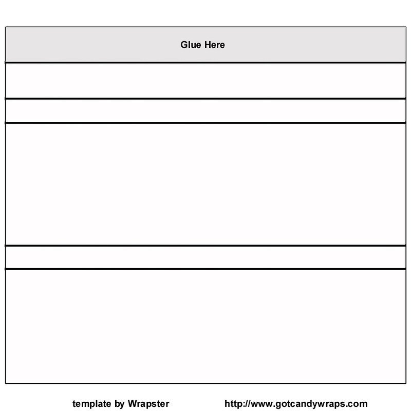 Hershey Bar Wrapper Template Lesson 19 Candy Bar Wrapper Graphic Design 1
