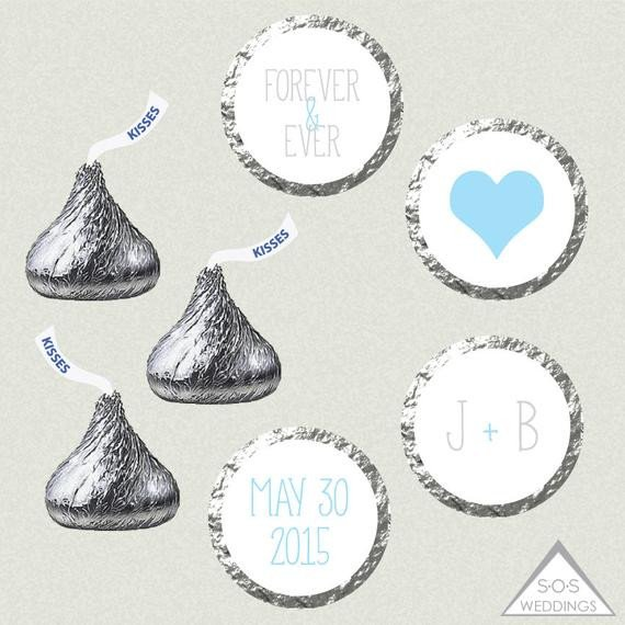 Hershey Kiss Labels Template Hershey Kiss Labels Wedding Kisses Printable Hershey Kiss
