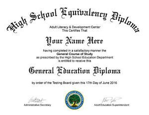 High School Diploma Template Pdf Electronic Pdf Fake Ged High School Diploma