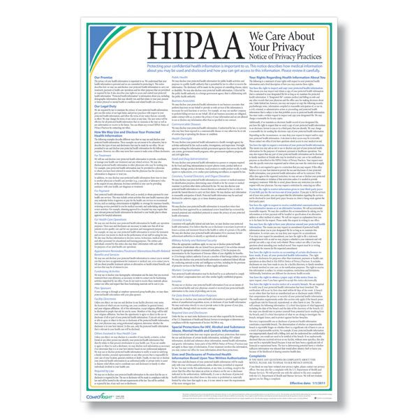 Hipaa Compliance forms for Employees Hipaa solutions