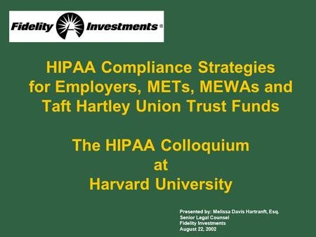Hipaa Compliance forms for Employers Selected Major issues In Employer Responses to Hipaa