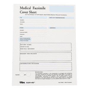 Hipaa Fax Cover Sheet tops Hipaa Fax Cover Sheet