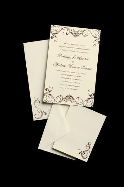 Hobby Lobby Wedding Invite Templates Hobby Lobby Has Diy Invitations Weddings