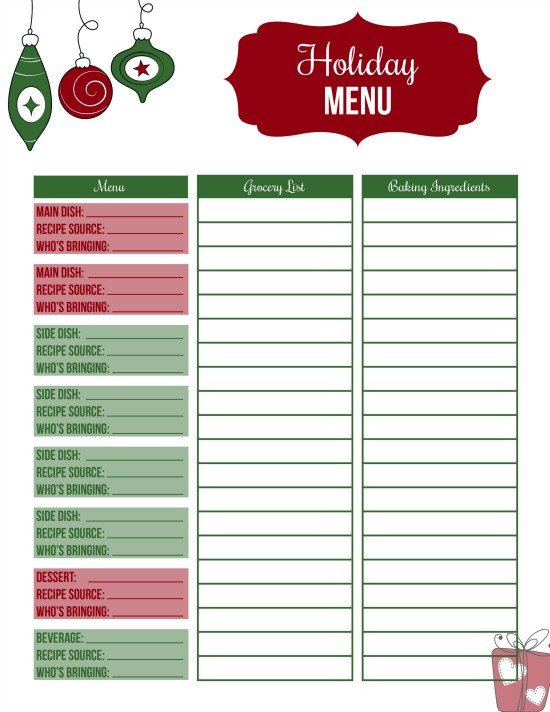 Holiday Potluck Signup Sheet Tips for Easy Entertaining Hoosier Homemade