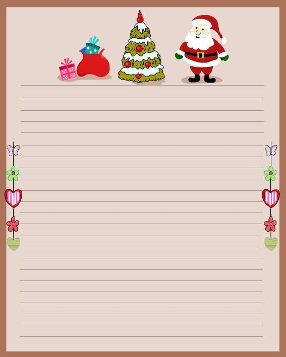 Holiday Stationary Templates Free Best 25 Christmas Stationery Ideas On Pinterest