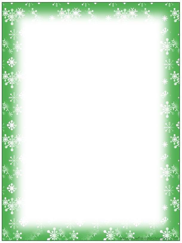 Holiday Stationary Templates Free Free Christmas Stationary Templates