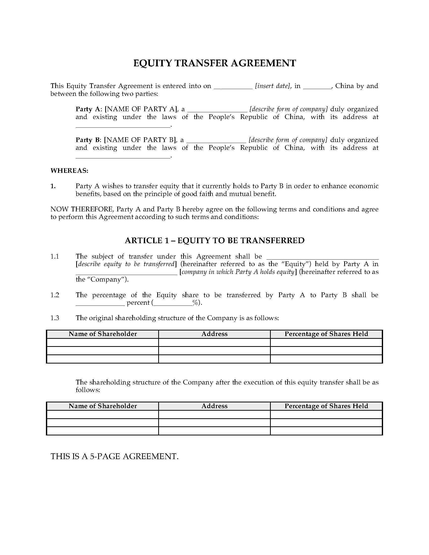 Home Equity Loan Agreement Template 50 Expert Loan Transfer Agreement Template Wu B