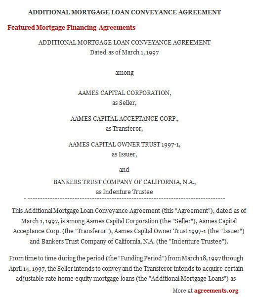 Home Equity Loan Agreement Template Agreement Template Category Page 57 Efoza
