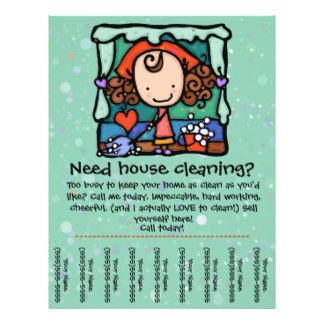 House Cleaning Flyers Templates Free House Cleaning House Cleaning Flyers