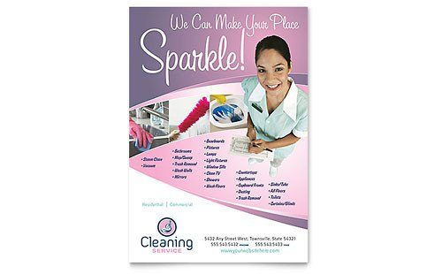 House Cleaning Gift Certificate Template House Cleaning & Maid Services Gift Certificate Template