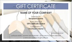 House Cleaning Gift Certificate Template House Cleaning Service Gift Certificate Templates