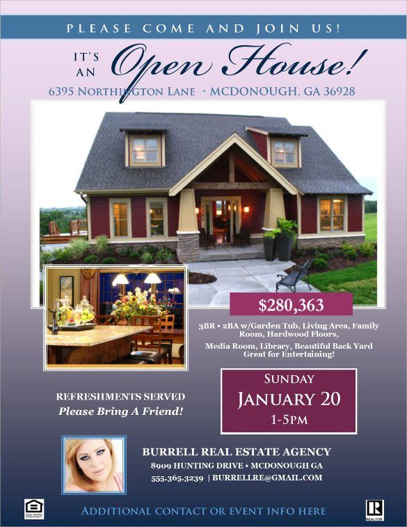 House for Sale Flyer 14 House for Sale Flyer Templates Word Psd Ai Eps Vector