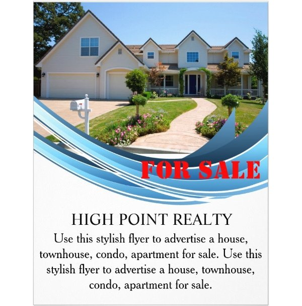 House for Sale Flyer 44 Psd Real Estate Marketing Flyer Templates