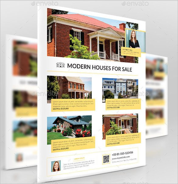 House for Sale Flyer Template 22 Stylish House for Sale Flyer Templates Ai Psd Docs