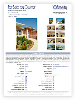 House for Sale Flyer Template Free Fsbo Flyer Template Free Real Estate Flyer Template