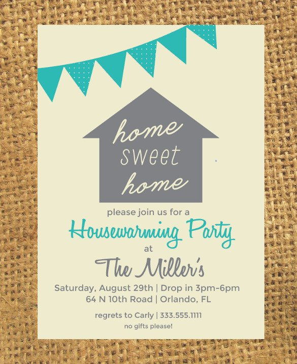 House Warming Party Invitation Template 15 Amazing Housewarming Invitation Templates Psd