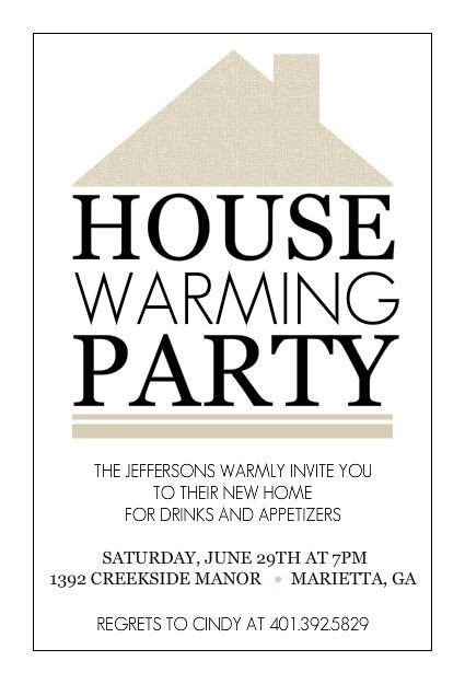 House Warming Party Invitation Template Best 25 Housewarming Party Invitations Ideas On Pinterest