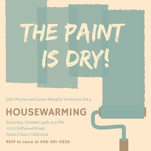 House Warming Party Invitation Template Housewarming Invitation Templates Canva