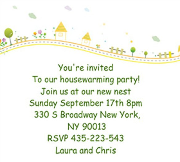 Housewarming Party Invitations Templates 23 Housewarming Invitation Templates Psd Ai