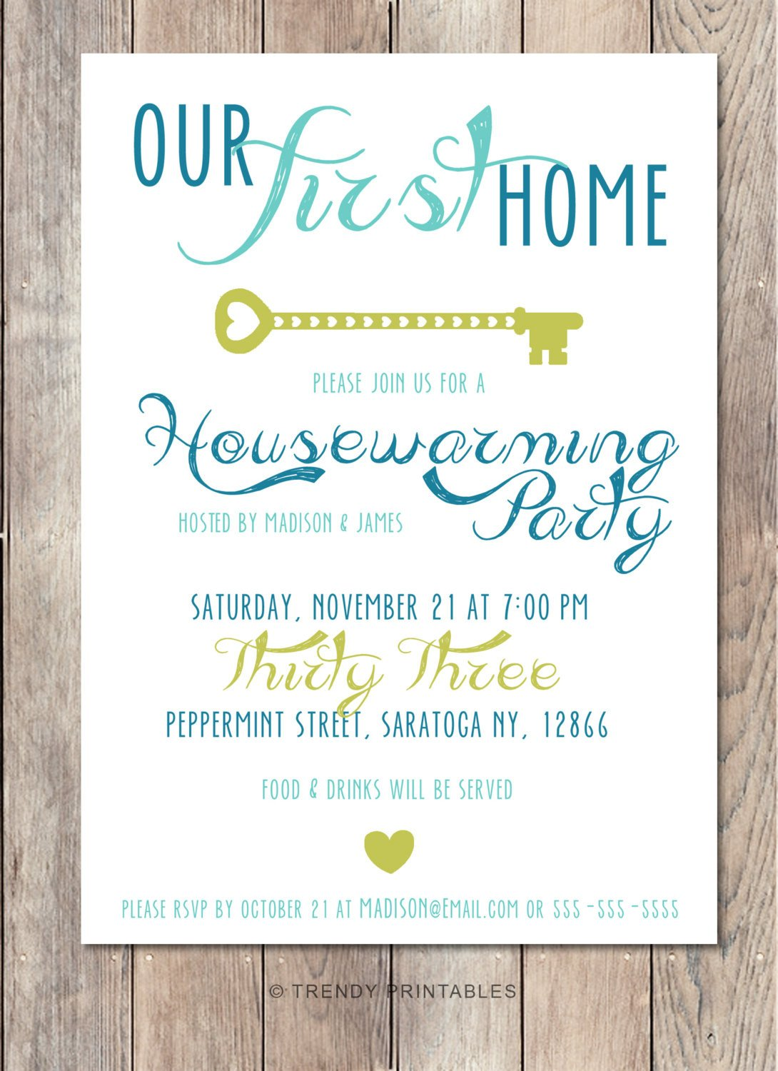 Housewarming Party Invitations Templates Housewarming Party Invitation Housewarming Invitation
