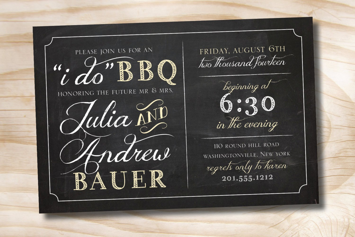I Do Bbq Invitations I Do Bbq Rehearsal Dinner Invitation Printable Digital File
