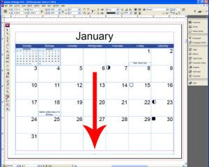 In Design Calendar Templates It S Indesign Calendar Template Time Indesignsecrets