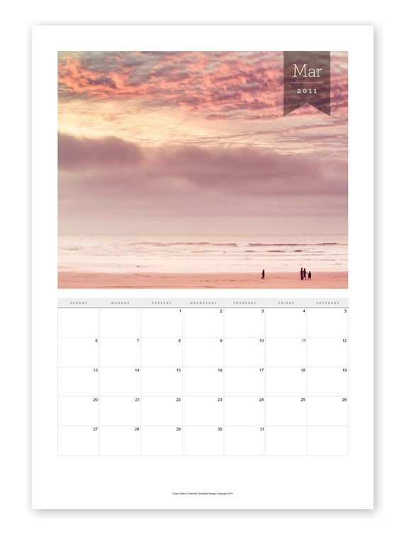 In Design Calendar Templates Lightroom Tutorials Free Indesign Graphy Calendar