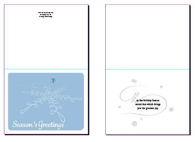 In Design Postcard Template Premium Member Benefit Greeting Card Templates