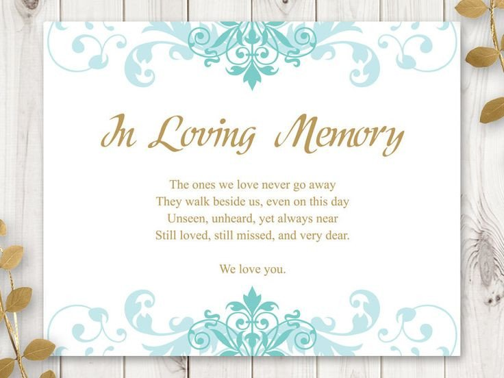 "In Loving Memory Template Free 32 Best Wedding Invitation Templates ""elegant Ironwork"