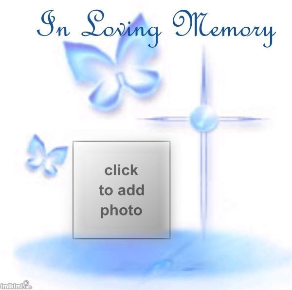 In Loving Memory Template Free In Loving Memory Imikimi Frames Pinterest