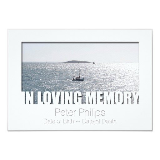 In Loving Memory Template Free In Loving Memory Template 4 Celebration Of Life 3 5x5