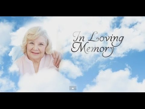 In Loving Memory Template Free Memorial Templates by Memory Magic