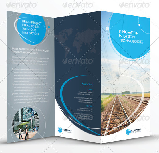 Indesign Trifold Brochure Templates 10 Best Premium Brochure Templates to Download