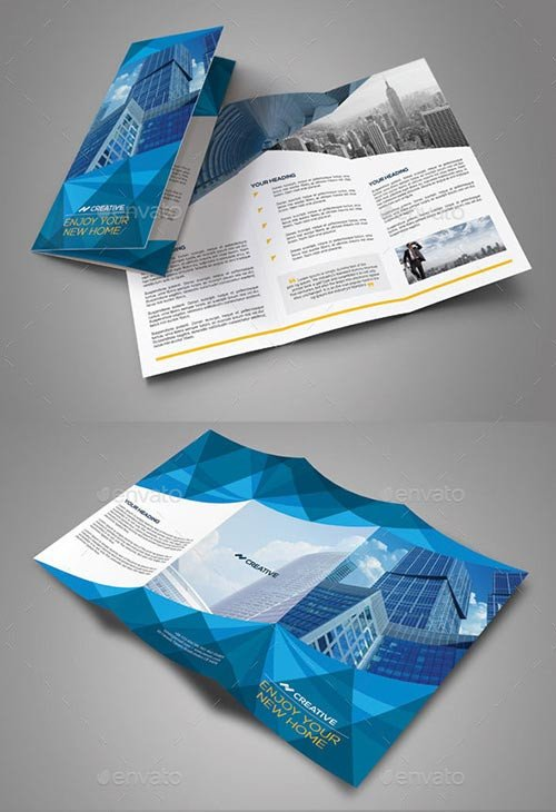 Indesign Trifold Brochure Templates 30 Inspiring Psd & Indesign Brochure Templates