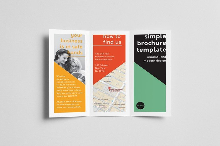 Indesign Trifold Brochure Templates How to Create A Trifold Brochure In Adobe Indesign