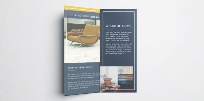 Indesign Trifold Brochure Templates Tri Fold Brochure